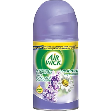 Air Wick ® FreshMatic ® Ultra Air Freshener, Refill, Lavender & Chamomile, 6.17 oz.
