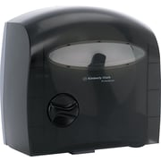 Kimberly-Clark Electronic Touchless Plastic Coreless JRT Tissue Dispenser, Translucent Smoke/Gray