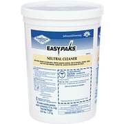 Easy Paks Neutral Cleaner For Floors, Pine Forest, 0.5 oz. Packets, 90/Tub