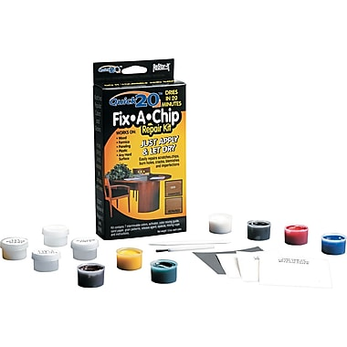 Master Caster  Quick 20™ ReStor-It  Fix-A-Chip Repair Kit for Furniture