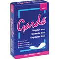 Hospital Specialty #4 Gards Maxi Pad, 250/Ctn