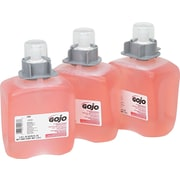 GOJO® FMX-12 Foam Handwash, Cranberry, Refill, 1250 ml, 3/Case