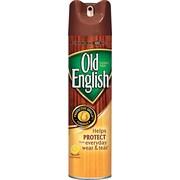 Old English Furniture Polish, Lemon, 12.5 oz., 12/Case