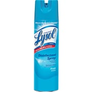 Professional Lysol® Disinfectant Spray, Fresh, 19 oz. Aerosol Can, 12/Ctn