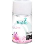 TimeMist Metered Fragrance Dispenser Refill, Baby Powder, 6.6 oz. Aerosol Can