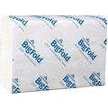 BigFold Z® Z-Fold Paper Towel, Unscented, White, 2,200/Case