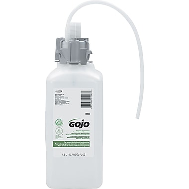 GOJO Green Certified Foam Hand Cleaner Refill, Unscented, 1,500 ml.