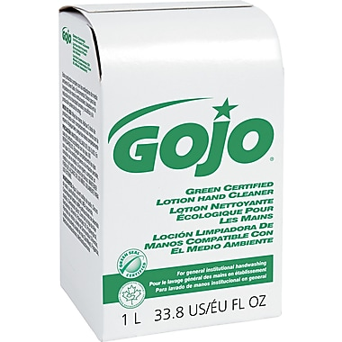 GOJO NXT Green Certified Handwash Soap, Unscented, 1000 ml Refill