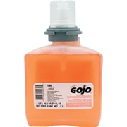 GOJO® TFX™ Premium Foam Antibacterial Handwash Soap, Fresh Fruit, 1200 ml Refill