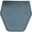 Impact Disposable Urinal Floor Mat , Gray
