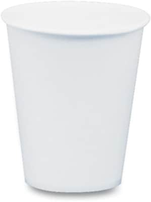 Solo Paper Water Cup, 3 oz., White, 5000/Carton 915887