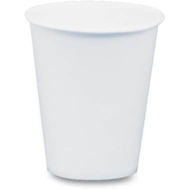Solo  Paper Water Cup, 3 oz., White, 5000/Carton