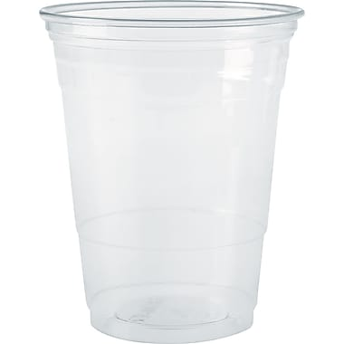 SOLO ® PETE Ultra Clear™ Translucent Cold Cup, 10 oz., 1000/Carton