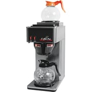 Coffee Pro ® 2 Burner 24 Cup Institutional Coffee Brewer, Stainless Steel