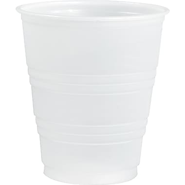 SOLO® Galaxy® Translucent Plastic Cold Cups, 5 oz., 750/Carton