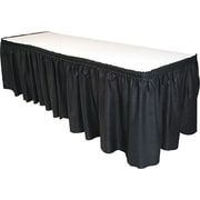Tablemate TBLLS2914 Polyester Table Skirt