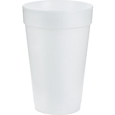 Dart ® Insulated Foam Hot/Cold Cups, 14 oz., 1,000/Case