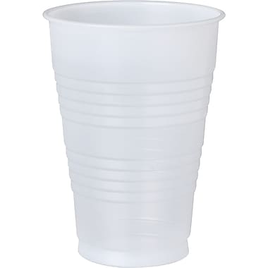 SOLO® Galaxy® Translucent Plastic Cold Cups, 16 oz., 500/Carton