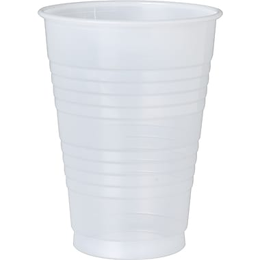 SOLO® Galaxy® Translucent Plastic Cold Cups, 12 oz., 500/Carton