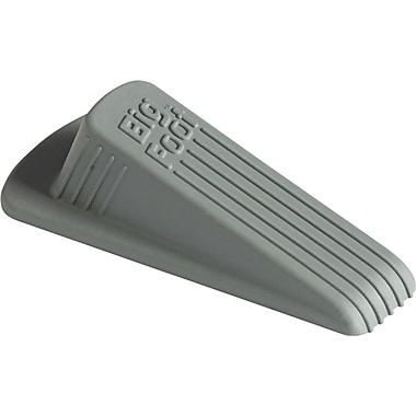 Master Caster Big Foot Wedge Style Doorstop, 1 1/4