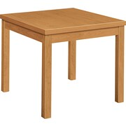 HON® Laminate Occasional Table, Harvest, 24D
