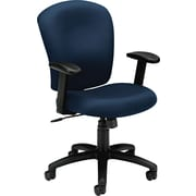 basyx® by Hon VL220 Mid Back Task Chair, Navy