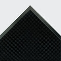 Crown Mat-A-Dor™ Rubber Entrance/Anti-Fatigue Mat, 72in.L x 36in.W, Black