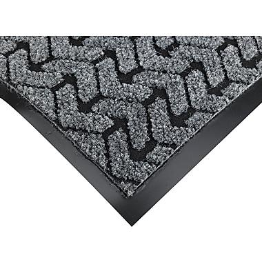 Crown Tire-Track™ Polypropylene/Vinyl Wiper/Scraper Mat, 60