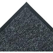 """Crown Fore-Runner™ Polypropylene Outdoor Scraper Mat, 72""""L x 48""""W, Gray"""