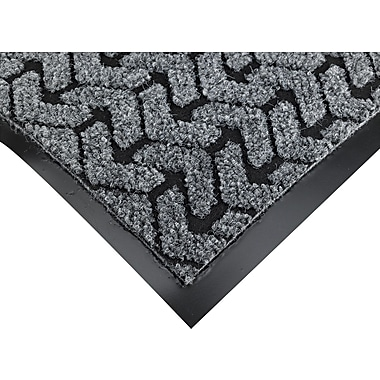Crown Tire-Track™ Polypropylene/Vinyl Wiper/Scraper Mat, 72