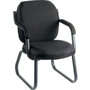 Global Commerce Steel Guest Chair, Asphalt Black (4735-PB09)
