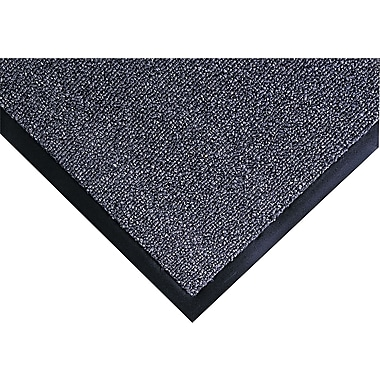 Crown Walk-A-Way™ Indoor Wiper Mat, 60in.L x 36in.W, Gray