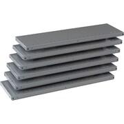 "Tennsco 6 Shelves 36""(W) Steel Industrial Shelvings"