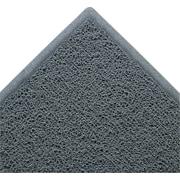 """3M Dirt Stop Polypropylene Scraper Mat 60"""" x 36"""", Gray"""