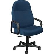 HON ® 3500 Pyramid ® 24-Hour High Back Executive Swivel/Tilt Chair, Mariner