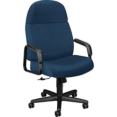 HON ® 3500 Pyramid ® 24-Hour High Back Executive Swivel/Tilt Chair, Mariner