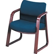 HON ® 2900 100% Olefin Guest Arm Chair, Blue