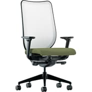 HON® Nucleus® 100% Polyester Work Chair, Clover/Fog