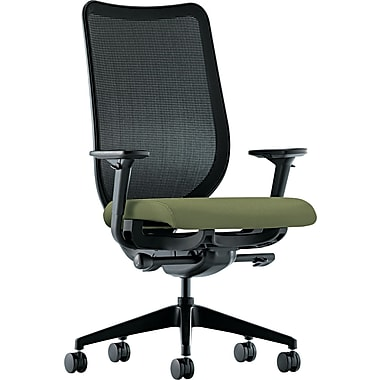 HON® Nucleus® 100% Polyester Work Chair, Clover/Black