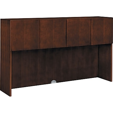 HON  Arrive Wood Veneer Stack-On Storage, 42in.H x 71 7/8in.W x 15 7/8in.D, Shaker Cherry