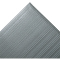Crown Ribbed Vinyl Anti-Fatigue Mat , 36in.L x 27in.W , Gray