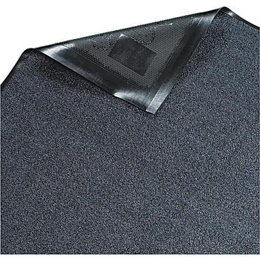 Guardian Platinum Nylon/Polypropylene Walk-Off Indoor Wiper Mat, 60in.L x 36in.W, Gray