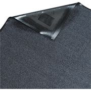 "Guardian Platinum Nylon/Polypropylene Walk-Off Indoor Wiper Mat, 60""L x 36""W, Gray"