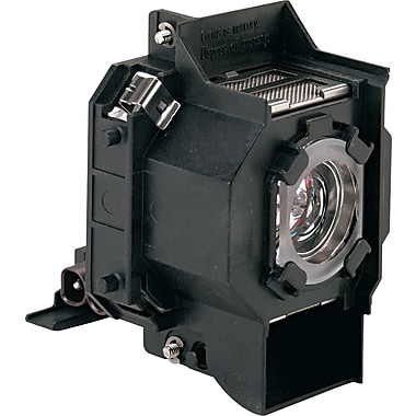 Epson ® Projector Replacement Lamp For Epson ® PowerLite ® S3 Projector, 200 W