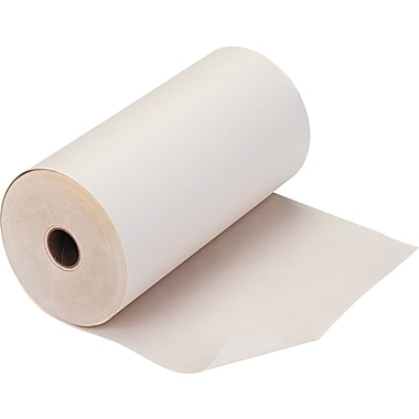 PM Company ® Impact Bond Teleprinter Paper Roll, White, 8 7/16in.(W) x 235'(L), 1/Roll