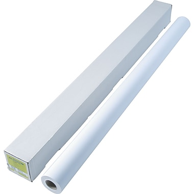 HP Designjet Large Format Photo Paper For Inkjet Printers, White, 60in.(W) x 150'(L), 1/Roll