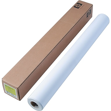 HP Opaque Scrim Banner Paper, White, 36in.(W) x 50'(L), 1/Roll