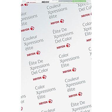 Xerox  Color Xpressions Elite  Paper, White, 11in.(W) x 17in.(L),Ream