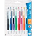 Paper Mate® Stick Gel Pen, 0.7 mm Medium, Assorted, 8/Pack