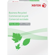 Xerox  Business Recycled Paper, White, 8 1/2(W) x 11(L),Ream